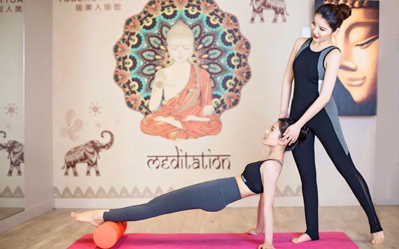 代谢能量瑜伽